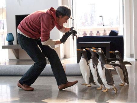 [Atualizado] Jim Carrey chega dia 27 no Brasil para a divulgação de Os Pinguins do Papai