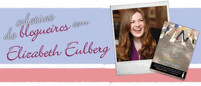 Coletiva de blogueiros com Elizabeth Eulberg