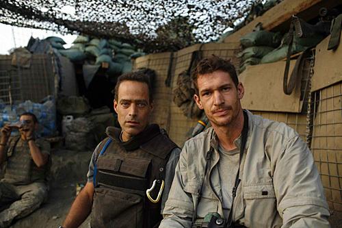Fora da guerra: Sebastian Junger não cobrirá novos conflitos