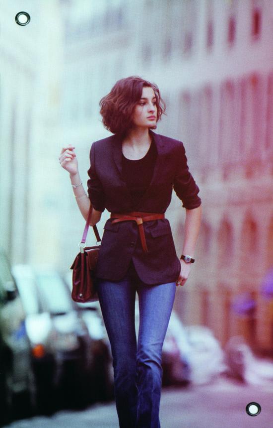 Dicas de uma parisiense: o blazer