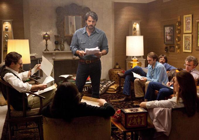 """Divulgada nova imagem de """"Argo"""""""