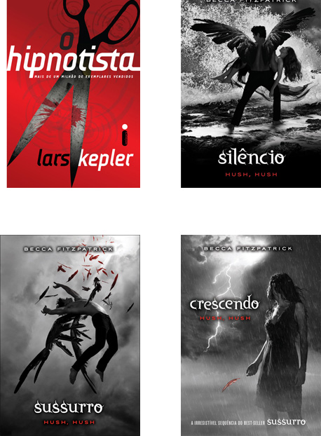 Novos e-books da Intrínseca
