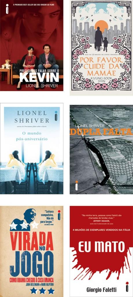 Novos e-books: romances premiados, thrillers e bastidores políticos