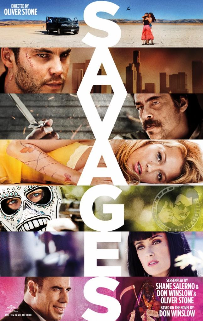 [Atualizado] Assista ao trailer de Savages, novo filme de Oliver Stone