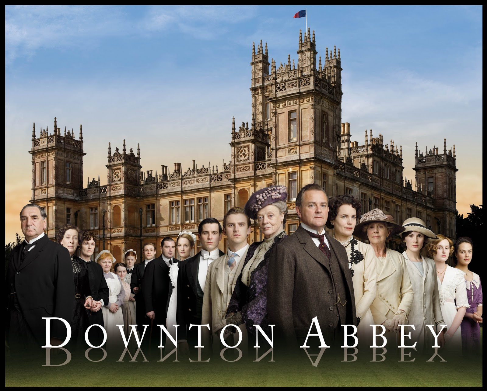 Bibliografia essencial de Downton Abbey