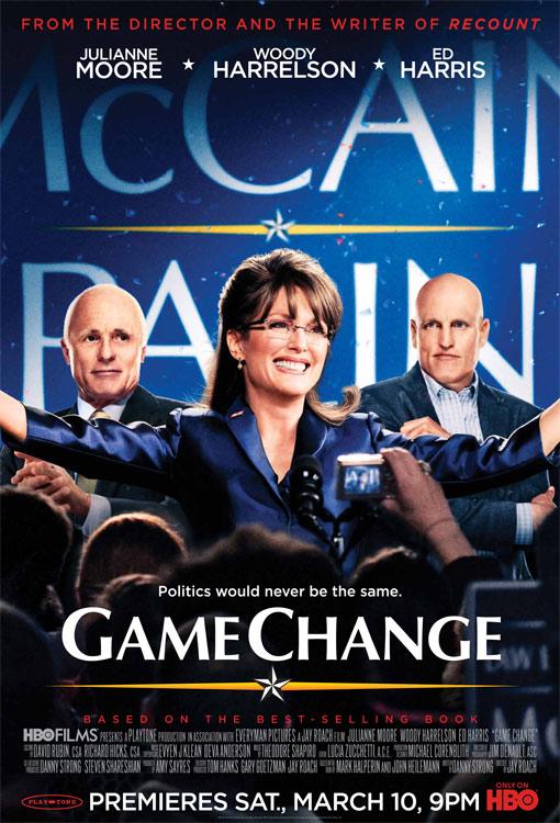 Game Change na TV brasileira