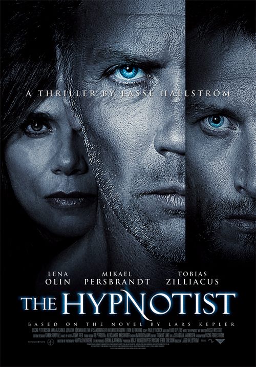 Assista ao trailer da adaptação cinematográfica de O hipnotista