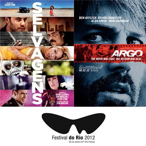 Programação de Selvagens e Argo no Festival do Rio