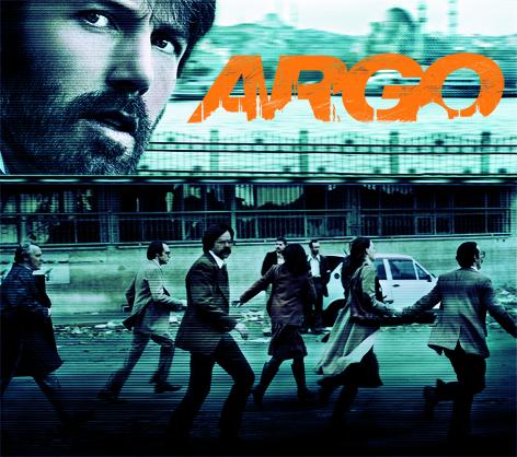 Argo lidera as bilheterias nos Estados Unidos e Canadá