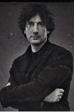 Neil Gaiman na Intrínseca