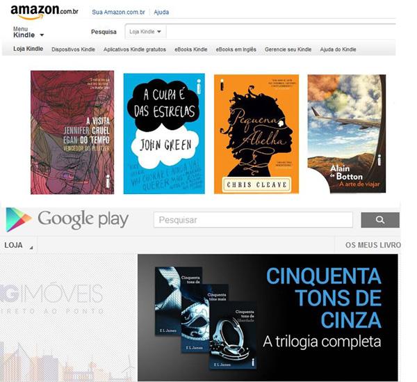 Livros da Intrínseca já estão à venda na Amazon e no Google Play