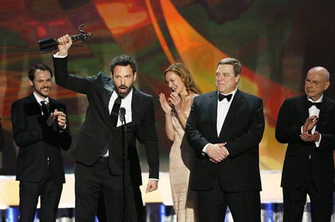 Argo vence os principais prêmios dos SAG e PGA Awards