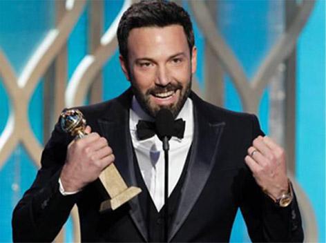 Indicado a sete Oscars, Argo é o grande vencedor do Globo de Ouro
