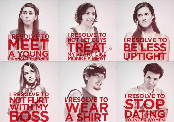 Segunda temporada de Girls estreia em 20 de janeiro na HBO