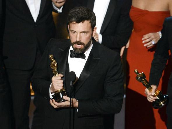 Argo é o grande vencedor do Oscar