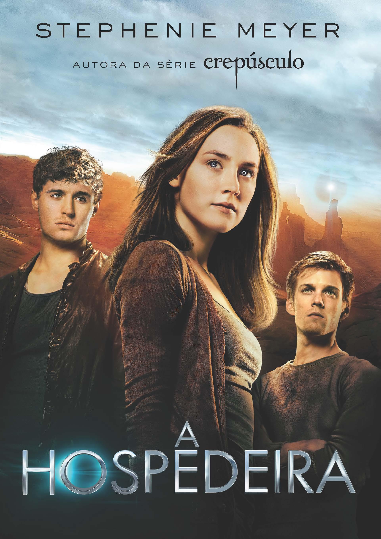 Edição especial de A hospedeira com capa inspirada no cartaz do filme