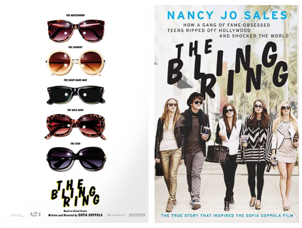 Bling Ring e a verdadeira gangue de Hollywood