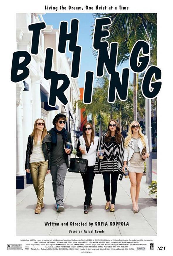 Divulgada a trilha sonora de Bling Ring