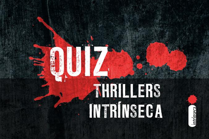 Qual thriller é sua cara?