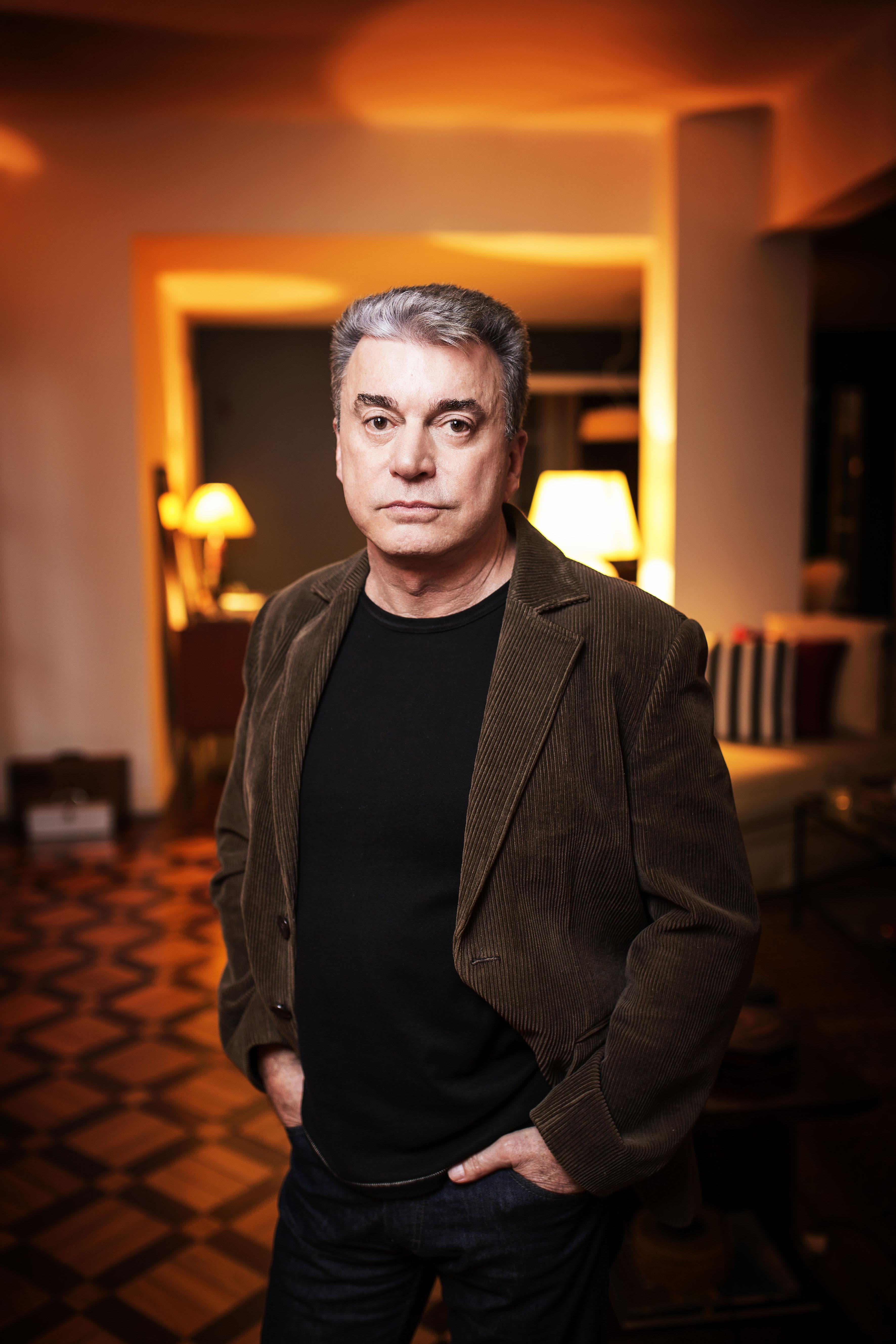 Edney Silvestre é considerado um dos maiores escritores brasileiros vivos