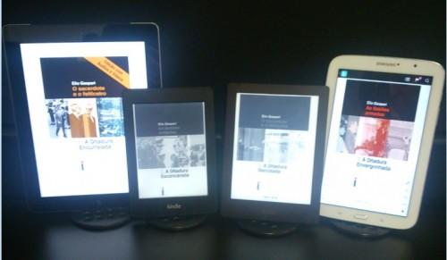 Entre e-books e bruxarias