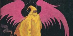 Arte antiga O Rei de Amarelo