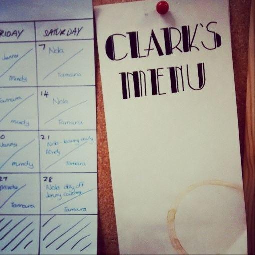 clark`s