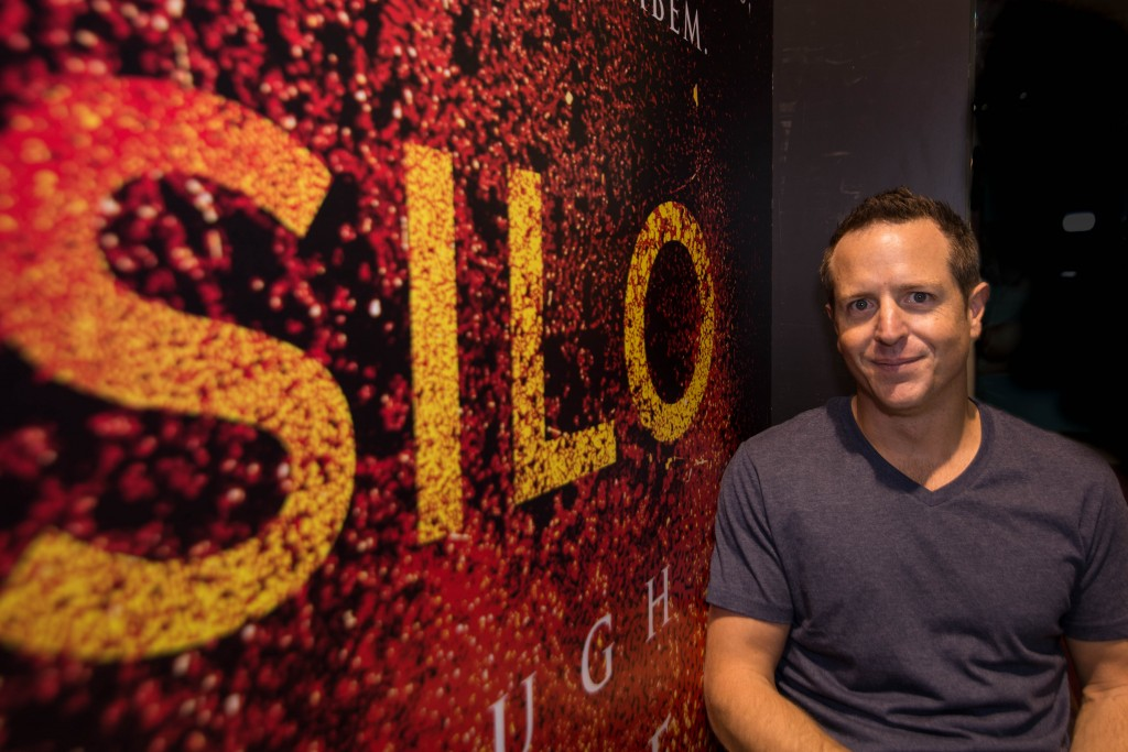 HUGH HOWEY NA BIENAL DE SP