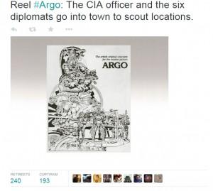 CIA X ARGO 1