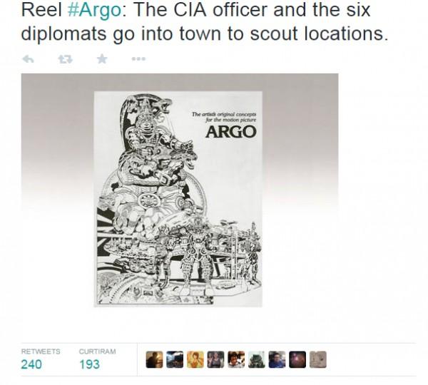 CIA X ARGO