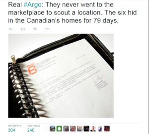 CIA X ARGO 2