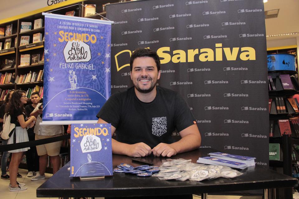 """""""Segundo – Eu me chamo Antônio"""" em Belém"""