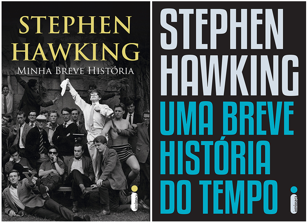 Livros Stephen Hawking