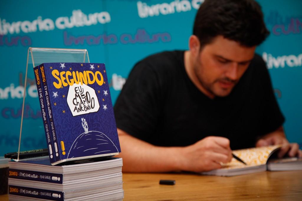 """""""Segundo – Eu me chamo Antônio"""" em Fortaleza"""