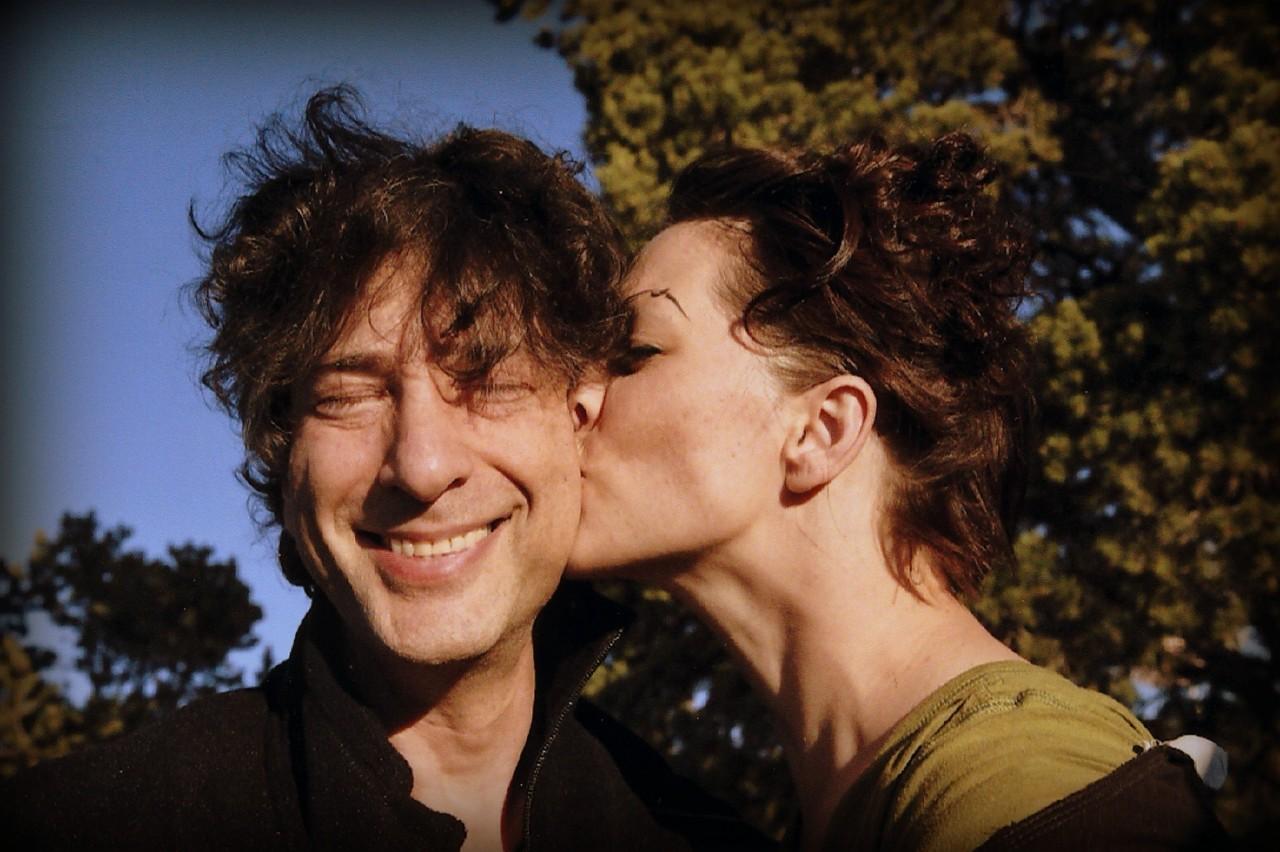 Neil Gaiman e Amanda