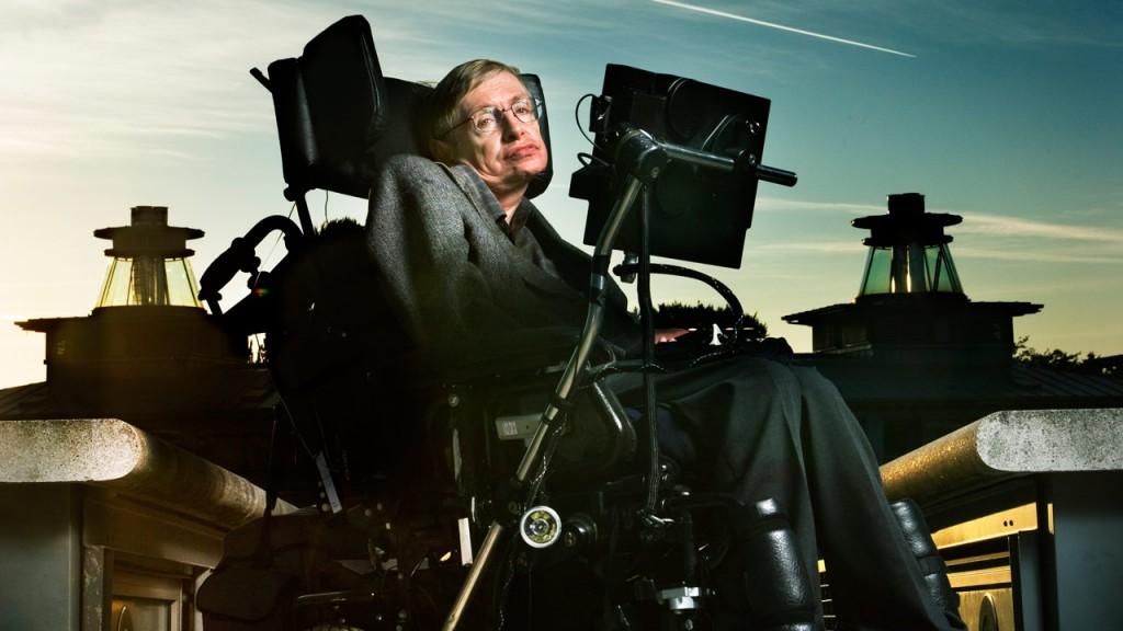 Hawking, o ladrão dos deuses