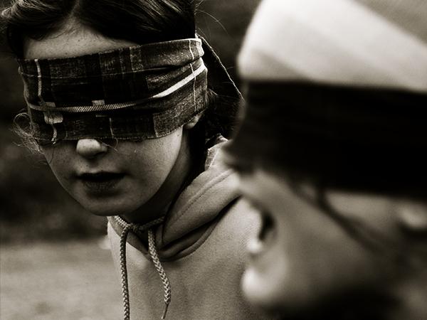 Loucura e horror às cegas