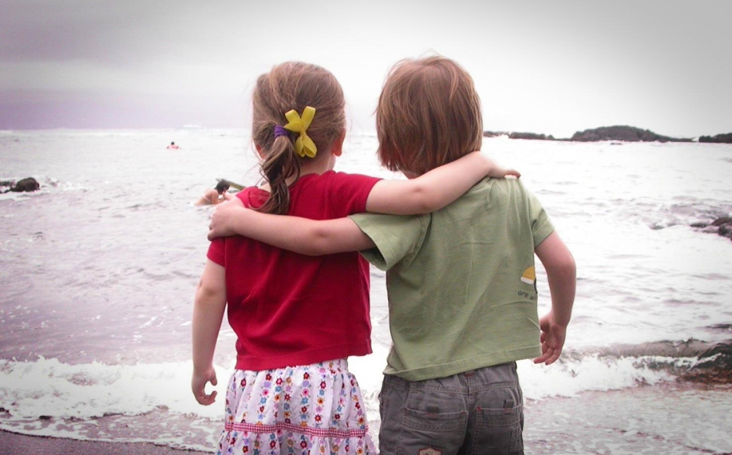 A amizade, um dos amores mais sábios. (via)