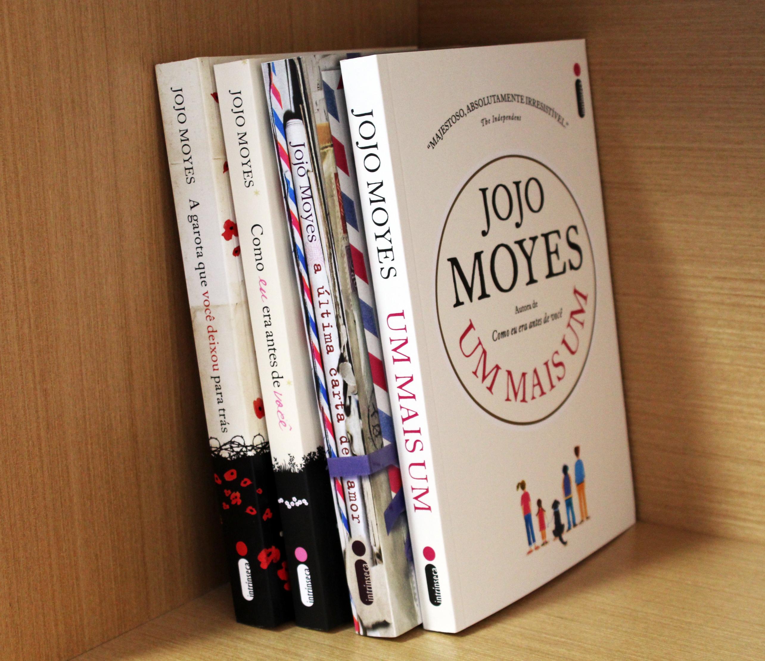 Livro: Viver sem ti de Jojo Moyes - Desabafos da Mula