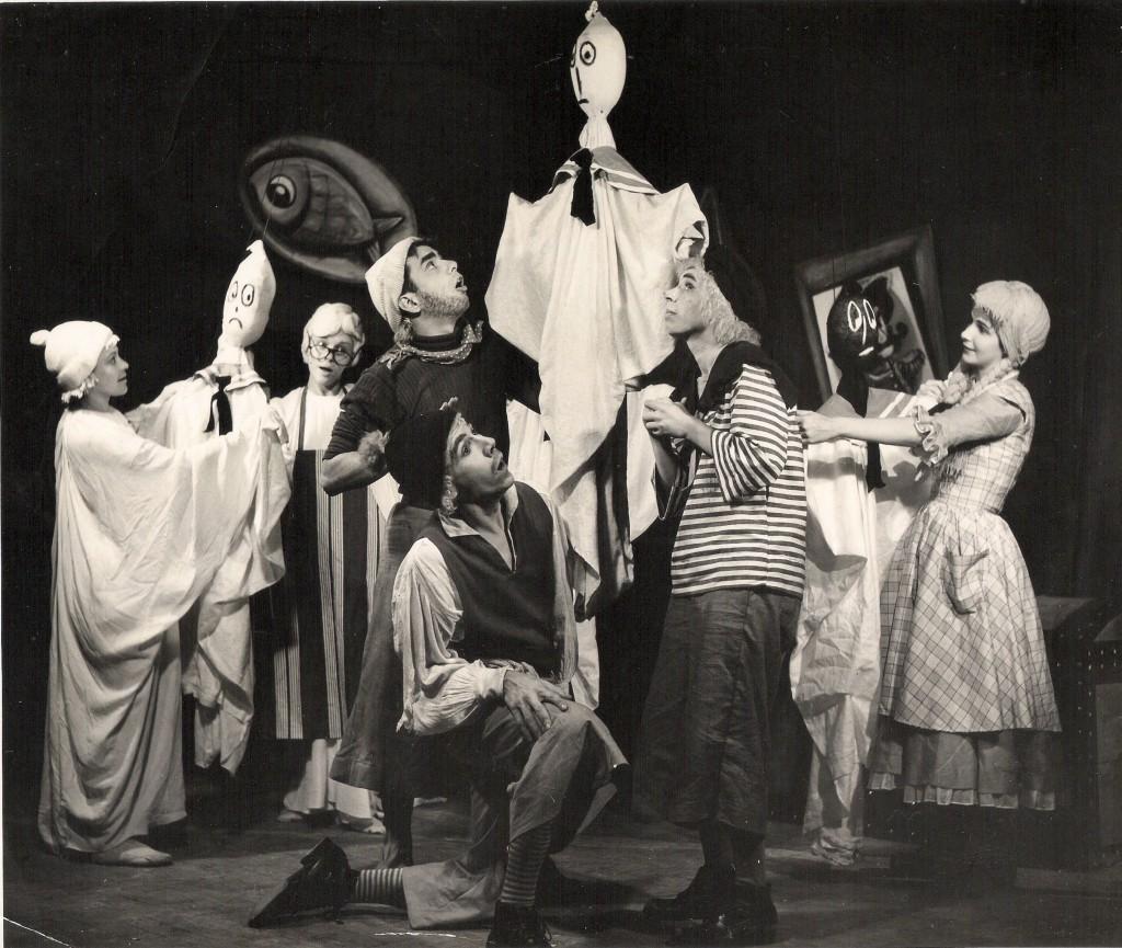 Os Guinle e o Teatro Tablado I