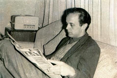 1967 José Serra em Santiago do Chile