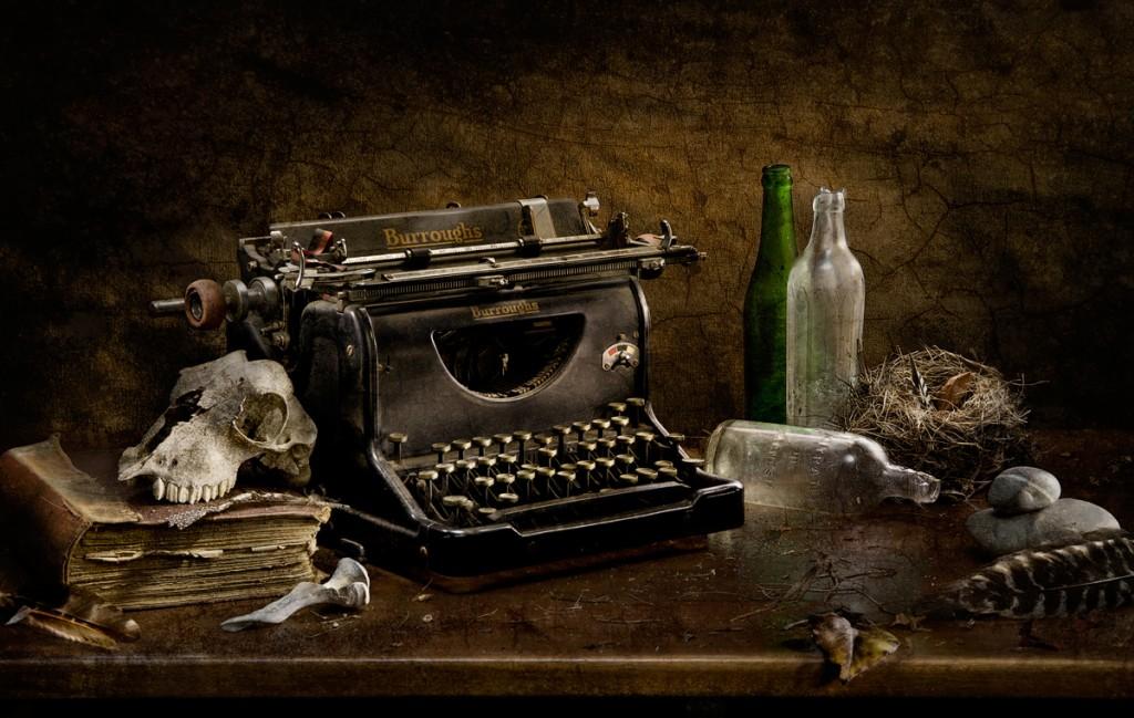 O lugar do escritor