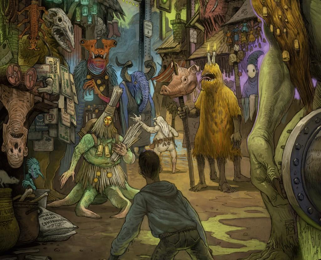 Assista ao trailer de Caçadores de Trolls, nova série da Netflix