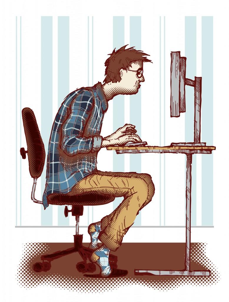 Laudo de um viciado em internet