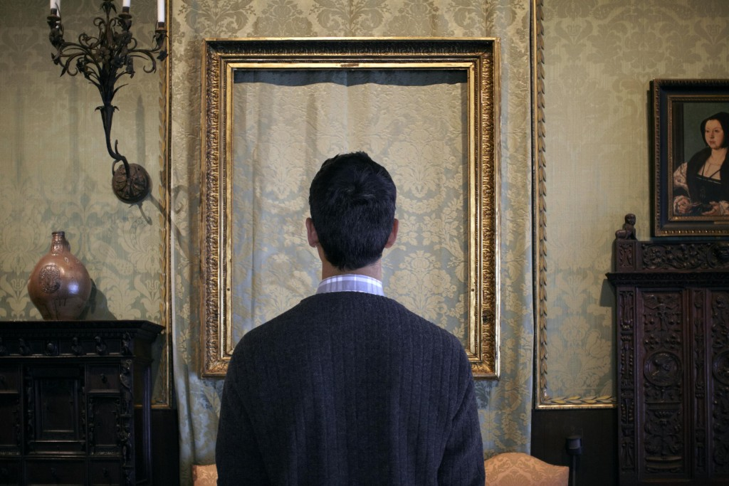 O roubo de arte e o crime organizado