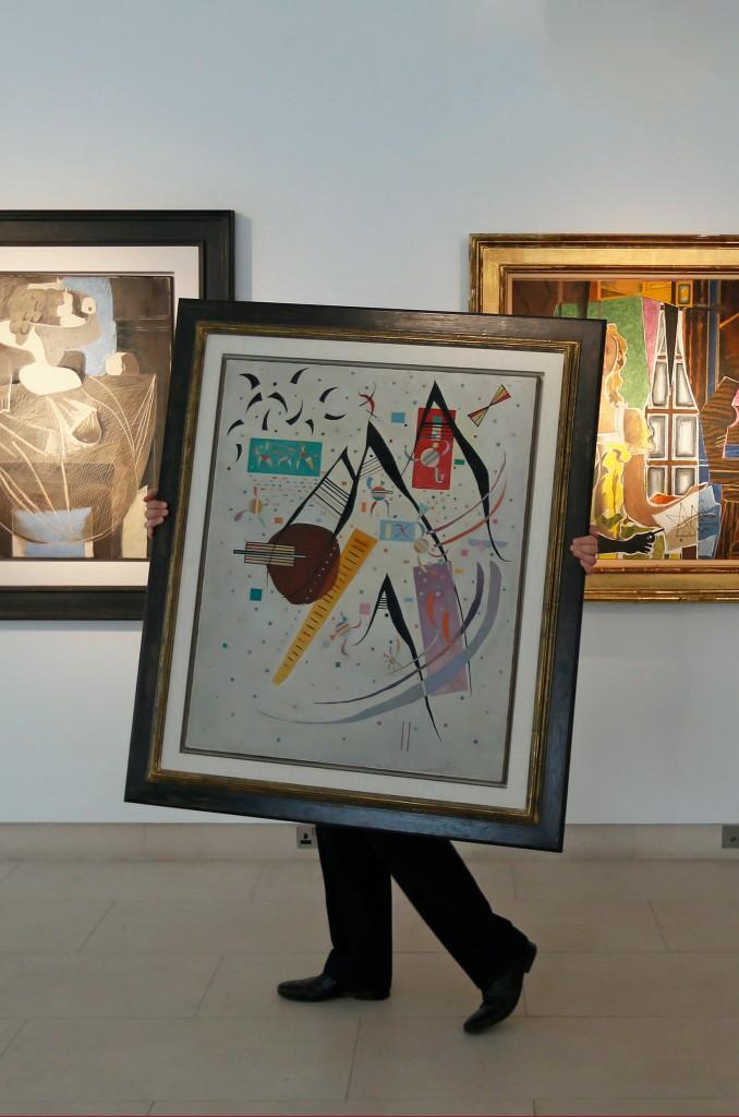 Quem rouba obras de arte?