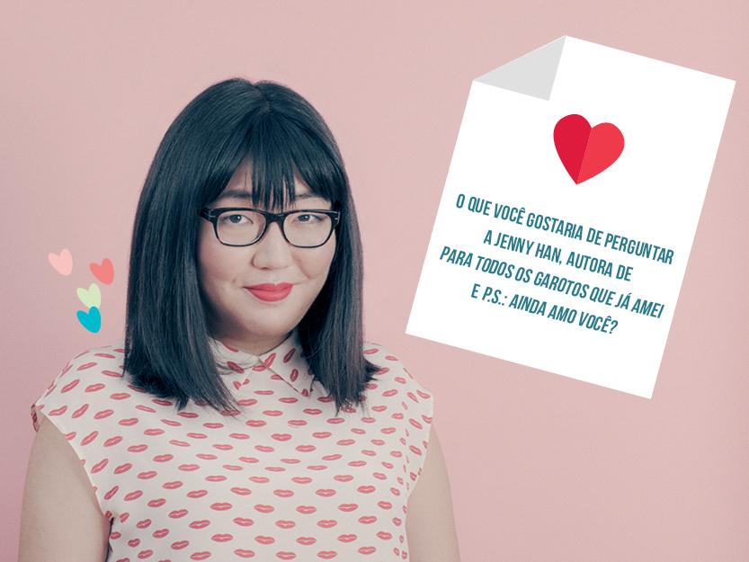 Perguntas para Jenny Han – ATUALIZADO