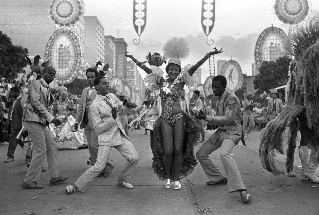 Os Guinle e o carnaval de rua