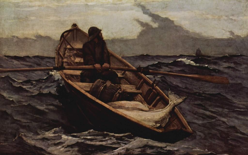 Verdadeira história de pescador