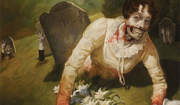 A zumbificação de Jane Austen